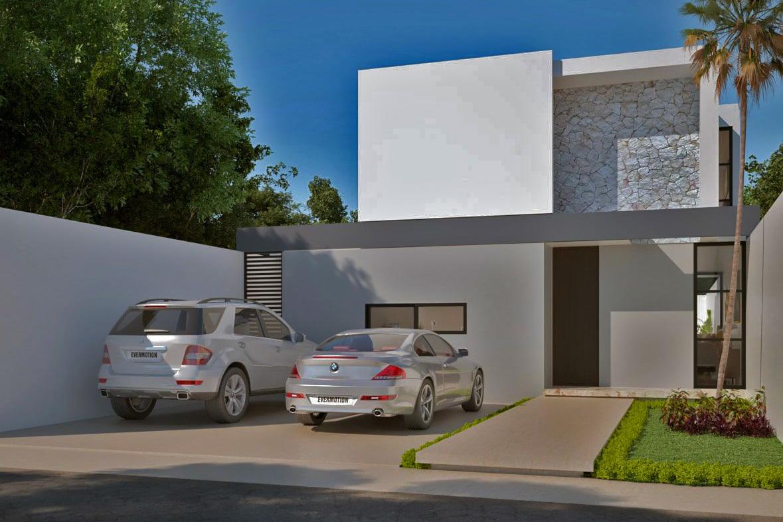 Casa en Mérida Conkal. Cod.Nadir-4HB